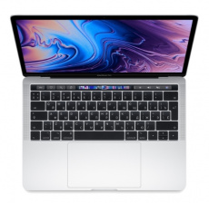 Ноутбук Apple MacBook Pro 13 Touch Bar i5 2.3/8/256 (MR9U2) Silver