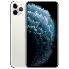 Смартфон Apple iPhone 11 Pro Max 512Gb Silver Серебристый (MWHP2RU/A)