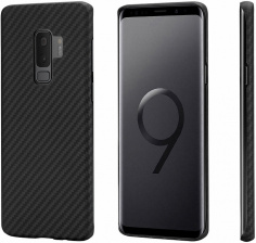 Чехол Pitaka MagCase для Samsung Galaxy S9 Plus Black