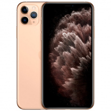 Смартфон Apple iPhone 11 Pro Max 256Gb Gold (Золотой) (MWHL2RU/A)