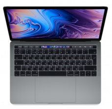 Ноутбук Apple MacBook Pro 13 Touch Bar i5 2.3/8/512 (MR9R2RU/A) Space Gray