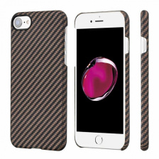 Чехол Pitaka MagCase для iPhone 8/7 Black/Rose