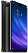 Смартфон XiaoMi Mi8 Lite 4/64GB Black