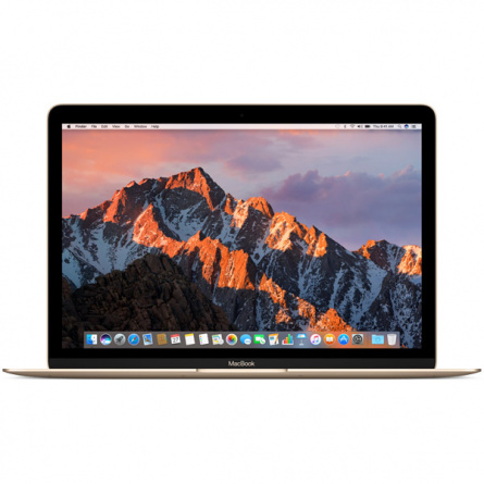 Ноутбук Apple MacBook 12 Core i5 1.3/8/512SSD (MNYL2) 512Gb Gold фото 1
