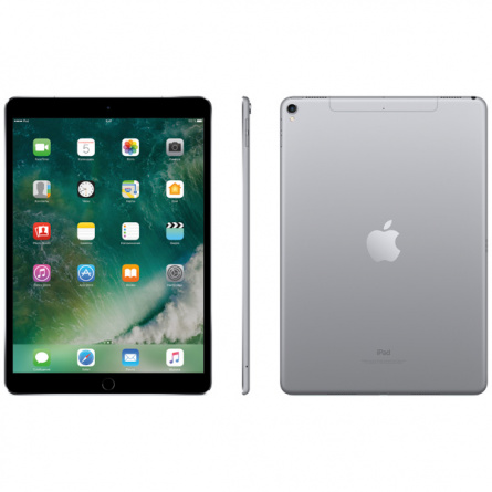 Планшет Apple iPad Pro 10.5 Wi-Fi + Cellular 64Gb Space Gray фото 2