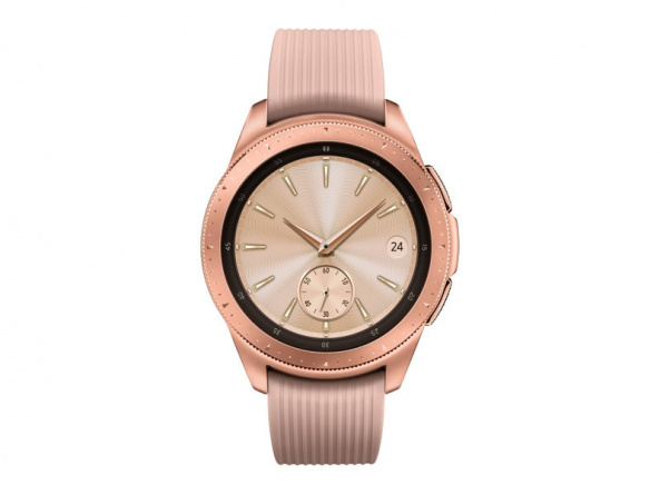 Смарт-часы Samsung Galaxy Watch 42mm Rose gold фото 2