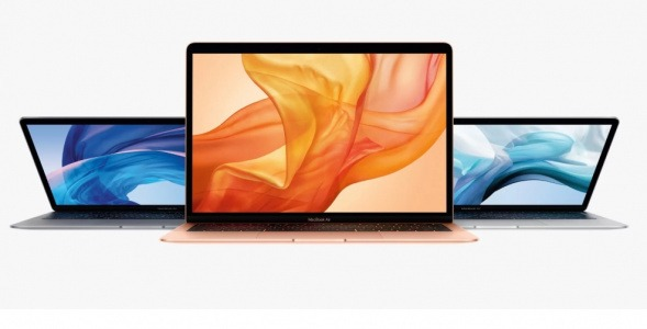 Новый MacBook Air 2018