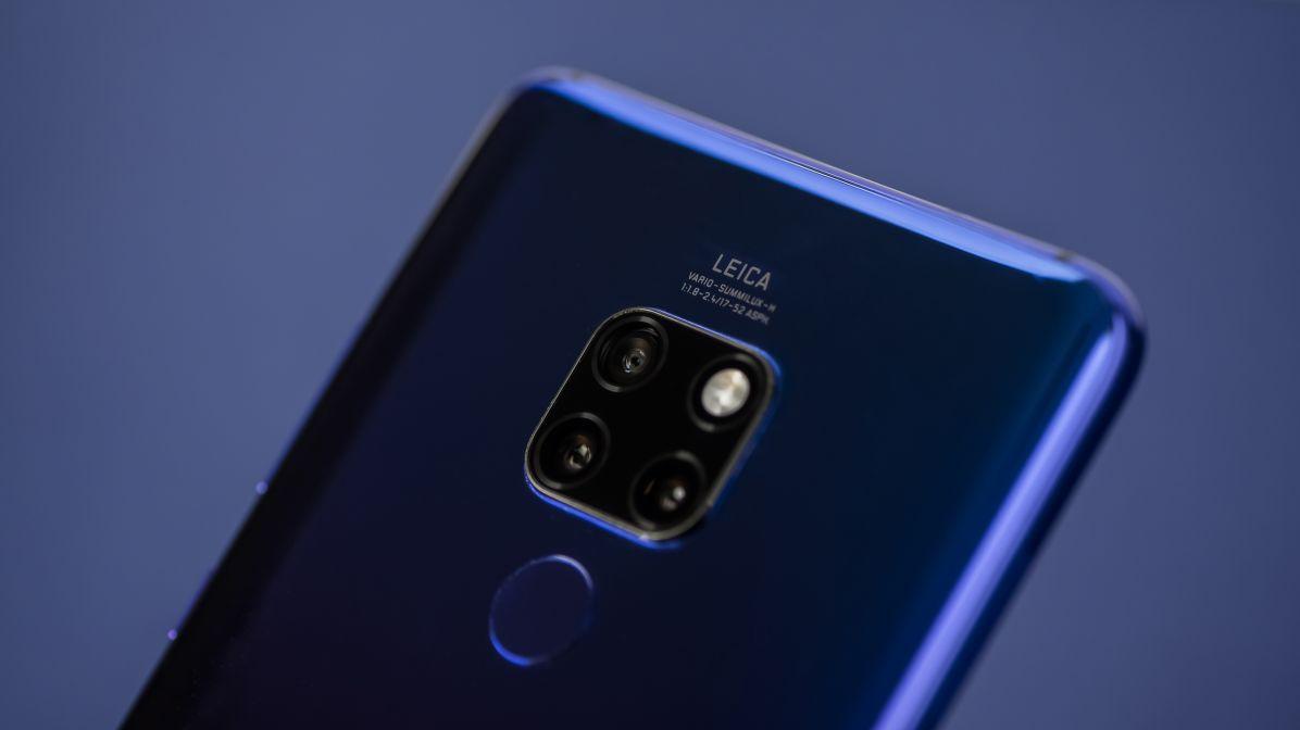 Смартфон Huawei Mate 20 6/128Gb Midnight Blue